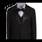 646 - Black Tuxedo