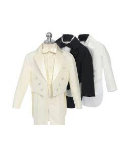 141 - 5 Piece Tuxedo (Limited sizes left)