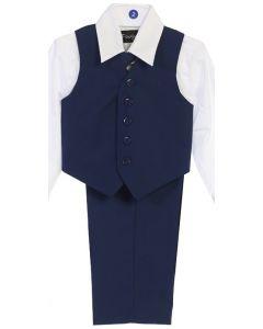 Navy Vest Sets
