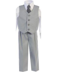 Grey Vest Sets